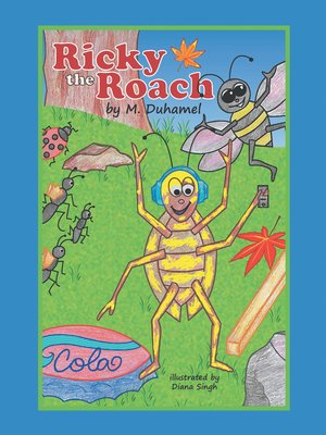 cover image of Ricky the Roach