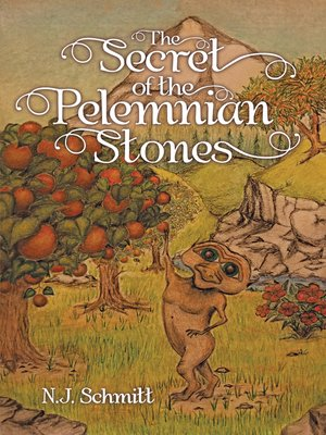 cover image of The Secret of the Pelemnian Stones