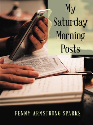 cover image of My Saturday Morning Posts