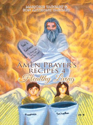 cover image of Amen Prayer's Recipes 4 Healthy Living