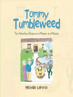 cover image of Tommy Tumbleweed