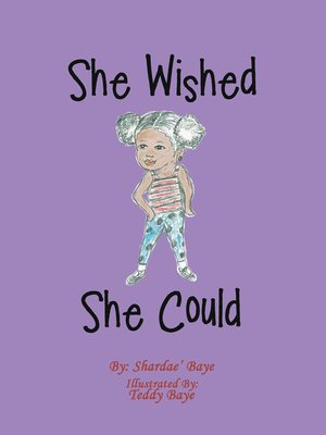 cover image of She Wished She Could