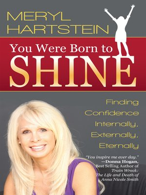 cover image of You Were Born to Shine