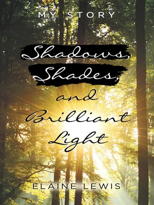 cover image of Shadows, Shades, and Brilliant Light