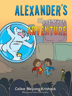 cover image of Alexander'S Sleepover Adventure