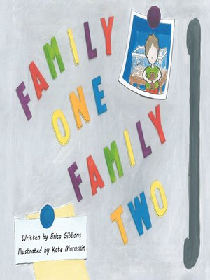 cover image of Family One Family Two