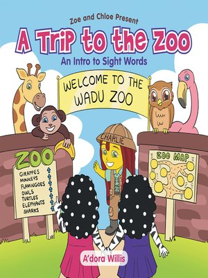cover image of A Trip to the Zoo