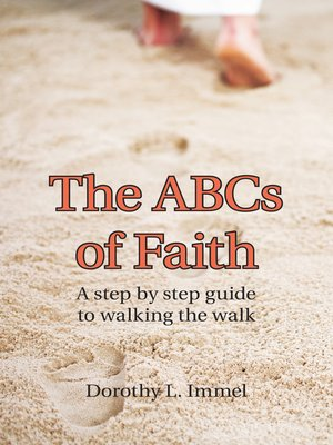 cover image of The Abcs of Faith