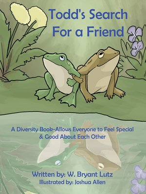 cover image of Todd's Search for a Friend