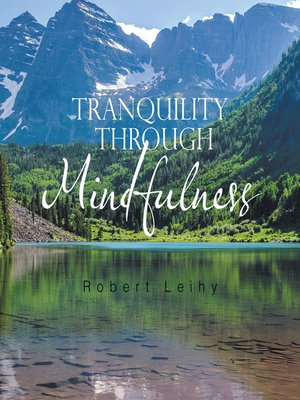 cover image of Tranquility Through Mindfulness