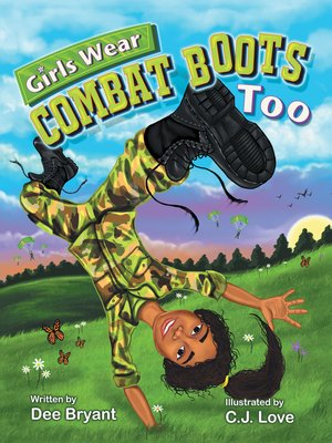cover image of Girls Wear Combat Boots Too