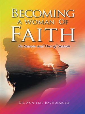 cover image of Becoming a Woman of Faith