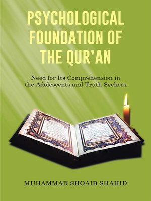 cover image of Psychological Foundation of the Qur'an