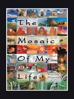 cover image of The Mosaic of My Life (Black & White Version)