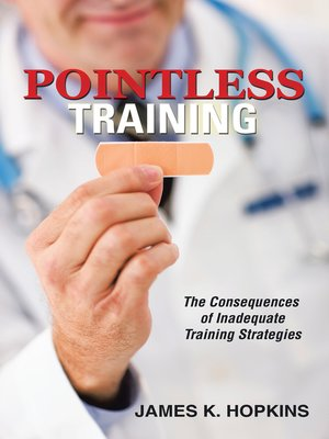 cover image of Pointless Training