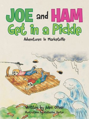 cover image of Joe and Ham Get in a Pickle