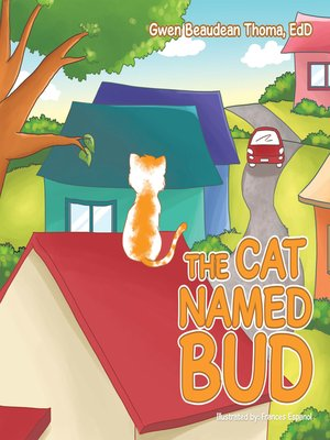 cover image of The Cat Named Bud