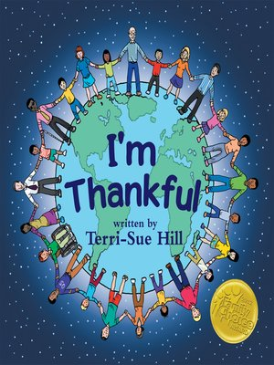 cover image of I'm Thankful