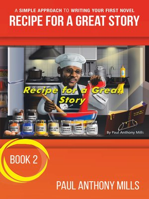 cover image of Recipe for a Great Story