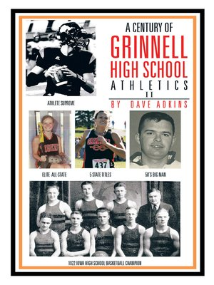 cover image of A Century of Grinnell High School Athletics