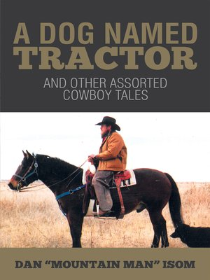 cover image of A Dog Named Tractor