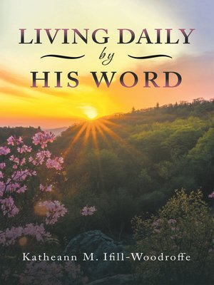 cover image of Living Daily by His Word