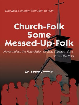 cover image of Church-Folk Some Messed-Up-Folk