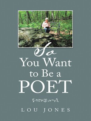 cover image of So You Want to Be a Poet
