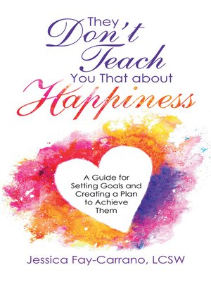 cover image of They Don't Teach You That About Happiness