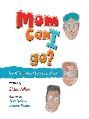 cover image of Mom Can I Go?