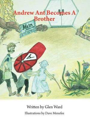 cover image of Andrew Ant Becomes a Brother