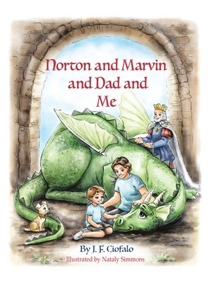 cover image of Norton and Marvin and Dad and Me