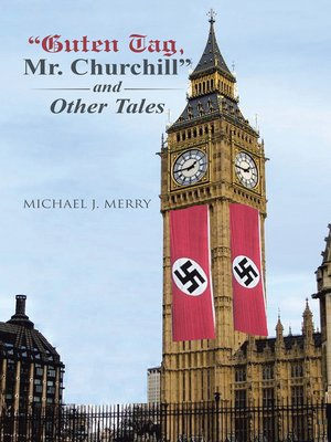 "cover image of ""Guten Tag, Mr. Churchill"" and Other Tales"