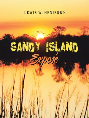 cover image of Sandy Island Exposé