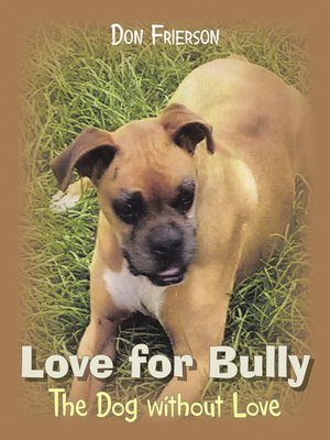 cover image of Love for Bully