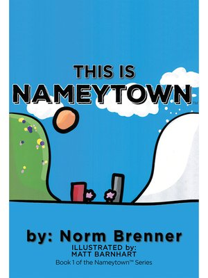 cover image of This Is Nameytown