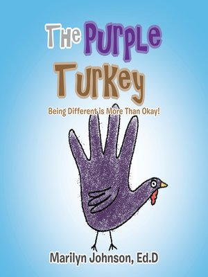 cover image of The Purple Turkey