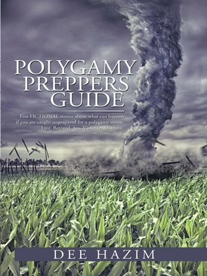 cover image of Polygamy Preppers Guide