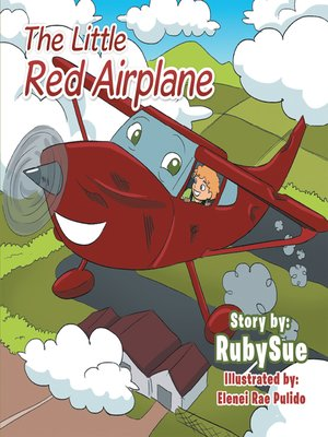 cover image of The Little Red Airplane
