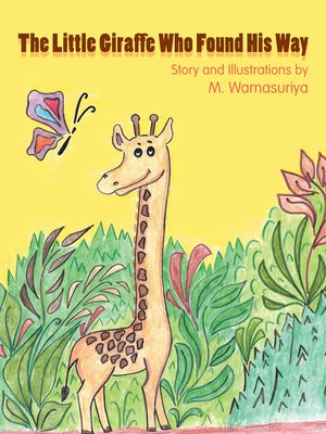 cover image of The Little Giraffe Who Found His Way