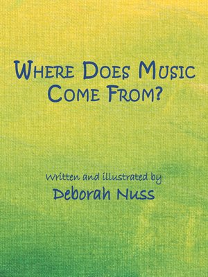 cover image of Where Does Music Come From?