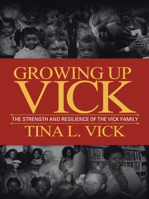 cover image of Growing up Vick