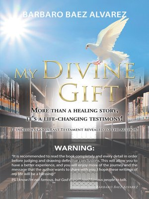 cover image of My Divine Gift
