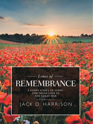 cover image of Lines of Remembrance