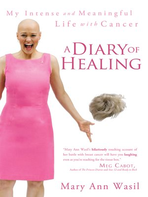 cover image of A Diary of Healing