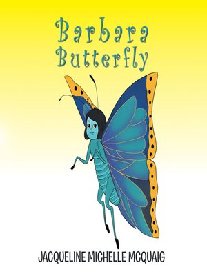cover image of Barbara Butterfly