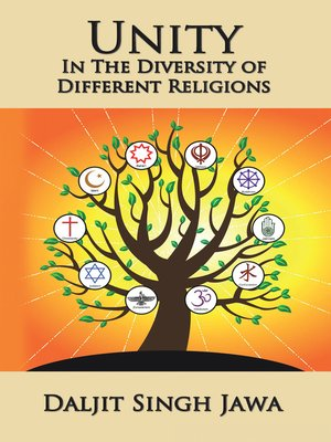 cover image of Unity in the Diversity of Different Religions