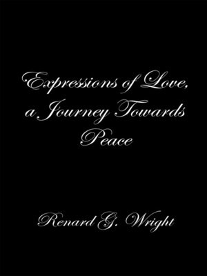 cover image of Expressions of Love, a Journey Towards Peace