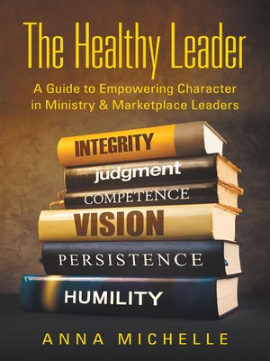 cover image of The Healthy Leader