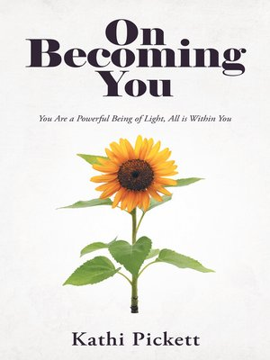 cover image of On Becoming You